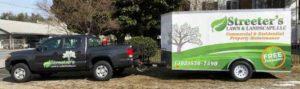 Lawn service in Middletown, Delaware
