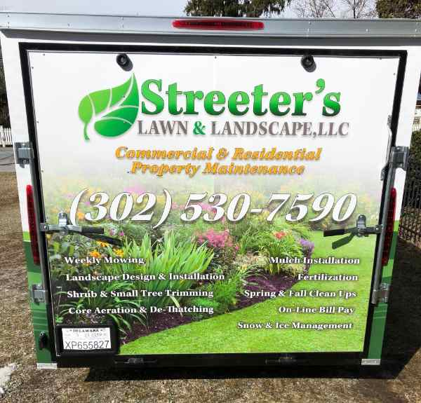 Lawn care in New Castle County
